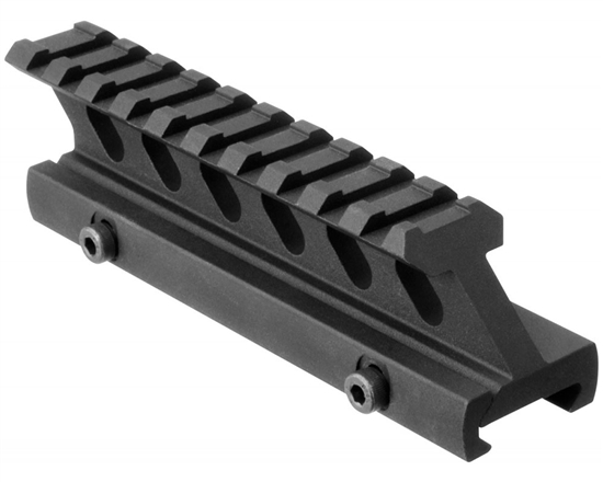 Aim Sports High Riser Mount - AR-15 Style - High (MT012H)