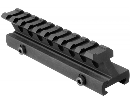 Aim Sports High Riser Mount - AR-15 Style - Medium (MT012M)