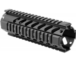 "Aim Sports Handguard - 7"" Free Float Quad Rail (MT060)"