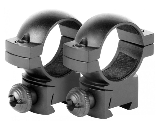 "Aim Sports Scope Ring - Dovetail - Medium 1"" (QD10M)"