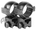 "Aim Sports Mount - High 1"" Dovetail Ring  (QD10T)"