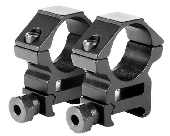 "Aim Sports Scope Ring - Weaver - Medium 1"" (QW10N)"
