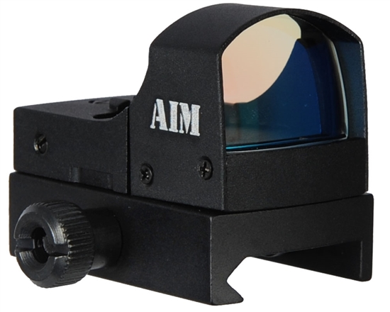 Aim Sports Sight - Mini Red Dot w/ On/Off Switch (RTA-S)