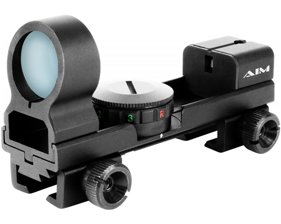 Aim Sports Sight - Red Dot 1x25mm (RTD25)