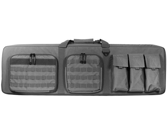 "Aim Sports Soft Rifle Case - 46"" Black (TGA-PWCB46)"