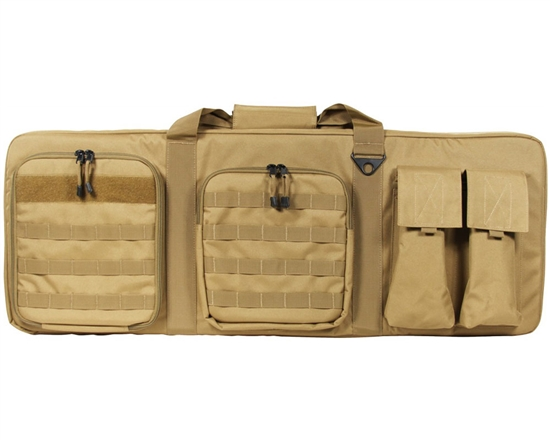 "Aim Sports Soft Rifle Case - 36"" Tan (TGA-PWCT36)"