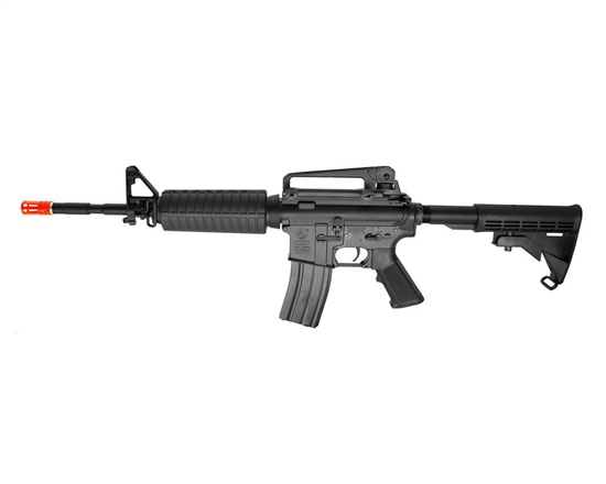 King Arms Colt M4A1 Electric AEG Airsoft Rifle