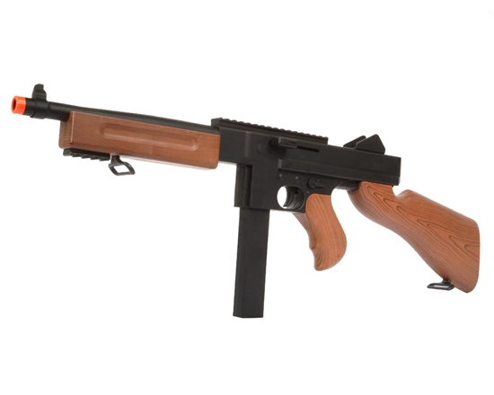 Thompson Military M1A1 Spring Powered Airsoft Rifle