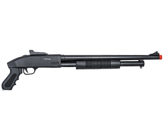 ZM61 Spring Powered Airsoft Shotgun
