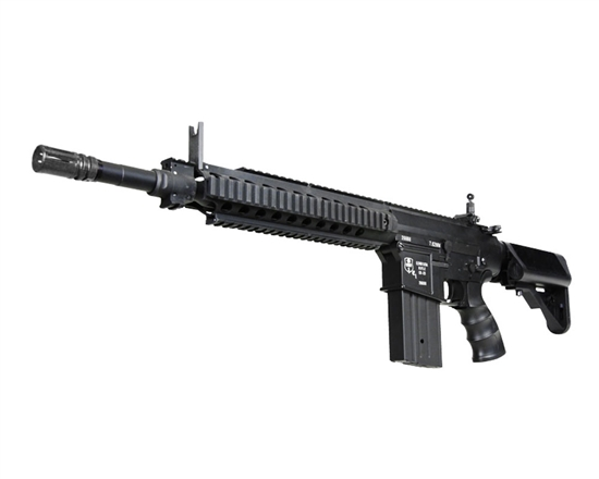 Echo1 ER-25K AEG Electric Airsoft Rifle (No Mock Silencer) JP-28