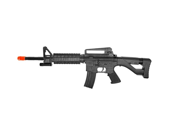 M-16A Spring Powered Airsoft Rifle