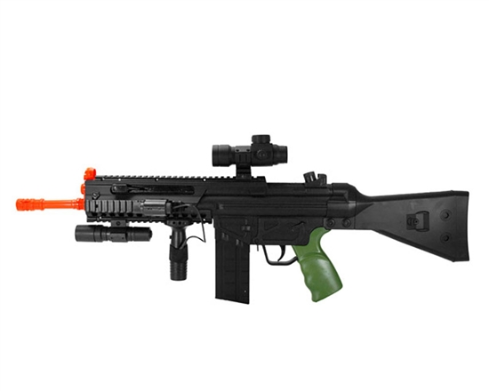 Well MR-777 Spring Powered Airsoft Rifle