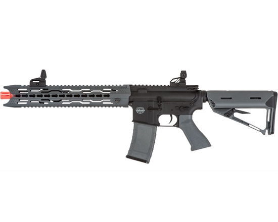 Valken Battle Machine V2.0 TRG-L AEG Airsoft Rifle - Black