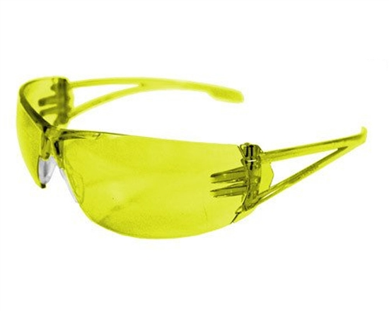 Varsity Safety Glasses - Yellow