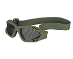 Mesh Goggles - Green