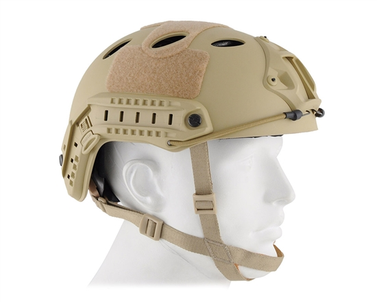 Bravo PJ Tactical Helmet - Tan