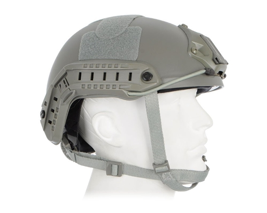 Bravo MH Tactical Helmet - Grey