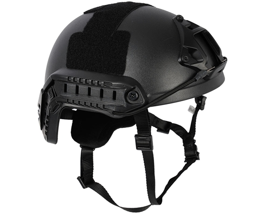 Bravo MH V3 Tactical Helmet - Black