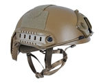Bravo MH V3 Tactical Helmet - Tan