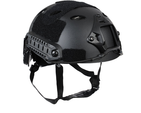 Valken Airsoft ATH Tactical Helmet - Black