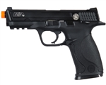 Smith & Wesson CO2 Airsoft Pistol Blowback Hand Gun - M&P 40 - Black (2275905)