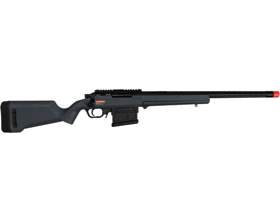 Amoeba AS-01 Striker Gen 5 Bolt Action Airsoft Rifle - Urban Grey