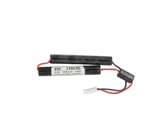ANS Xtreme 10.8V 1200mAh NiMH Stagger Style Battery