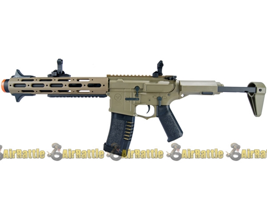 ARES Amoeba Experimental M4 AM-013 PDW Airsoft AEG Gun ( Dark Earth )