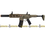 ARS-AM-014-DE Ares Amoeba MR/E-SD M4 Style Electric Airsoft Rifle Dark Earth