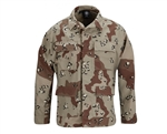 Propper BDU Coat - 6 Color Desert Camo