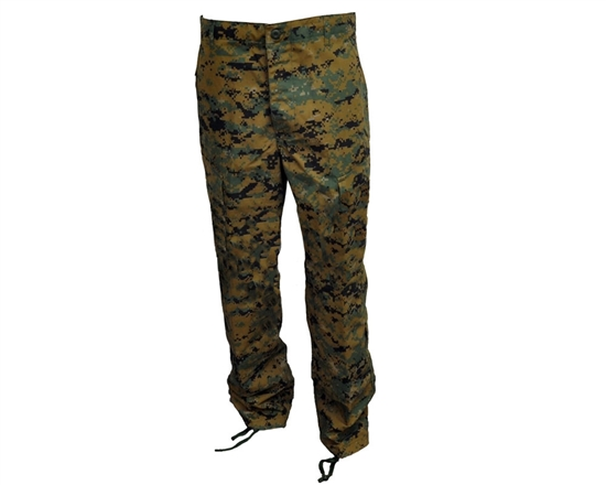 Propper BDU Trousers - Woodland Digi Camo