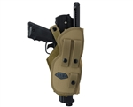 BT Combat One Size Fits All Multi Holster - Tan
