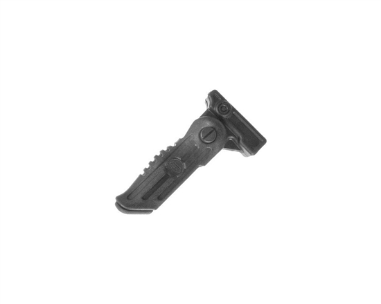 BT Adjustable Folding Foregrip - Black