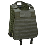 Empire Battle Tested HRT Tactical Airsoft Vest - Olive