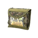 Empire Battle Tested Vest Accessory Pouch - Universal I.D. ( Woodland Digi )