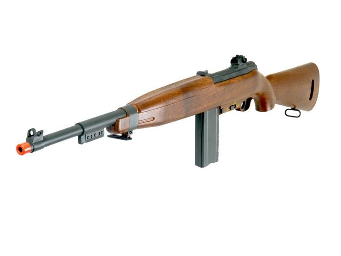 Wells D69 WWII M1 Carbine Electric Airsoft Gun