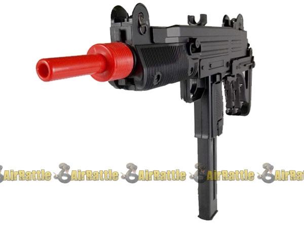 D91 UZI AEG Airsoft Full Auto Electric AEG Machine Gun - Full Size