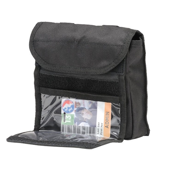 Dye Tactical Vest Accessory Pouch - Admin 2.0 ( Black )