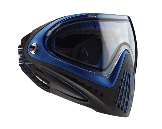 Dye Tactical i4 Thermal Full Face Mask Goggle System ( Blue)