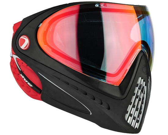 Dye Tactical i4 Thermal Full Face Mask Goggle System ( Dirty Bird )