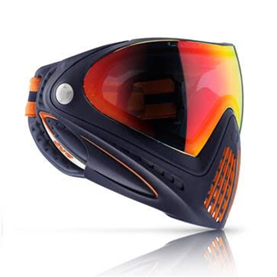 Dye Tactical i4 Thermal Full Face Mask Goggle System ( Orange Crush )