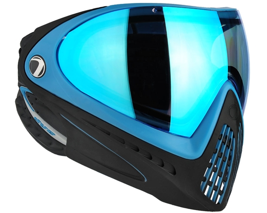 Dye Tactical i4 Thermal Full Face Mask Goggle System ( Powder Blue )