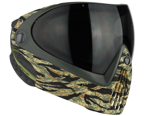 Dye Tactical i4 Thermal Full Face Mask Goggle System ( Tiger Stripe )