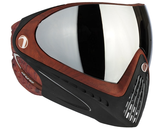 Dye Tactical i4 Thermal Full Face Mask Goggle System ( Woody )