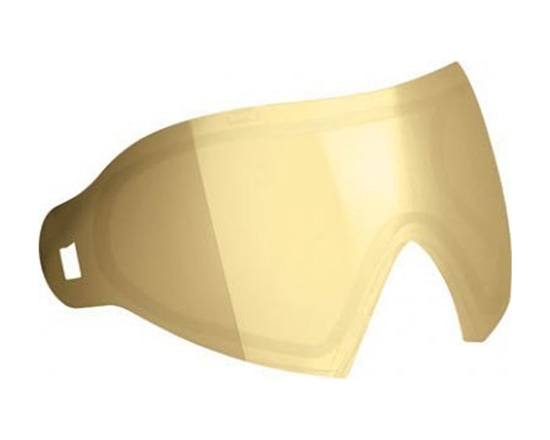 Dye Precision Dual Pane Anti-Fog Ballistic Rated Thermal Lens For i4/i5 Masks (Dyetanium Gold)