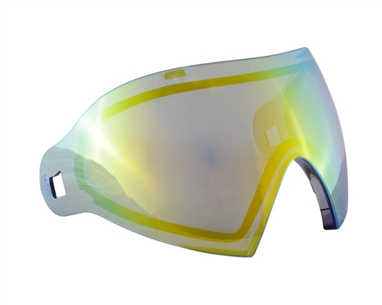 Dye Precision Dual Pane Anti-Fog Ballistic Rated Thermal Lens For i4/i5 Masks (Dyetanium Northern Lights)