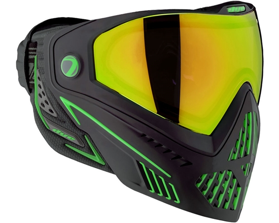 Dye Tactical i5 2.0 Thermal Full Face Mask Goggle System - Emerald