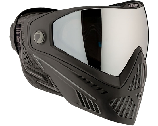 Dye Tactical i5 2.0 Thermal Full Face Mask Goggle System - Onyx