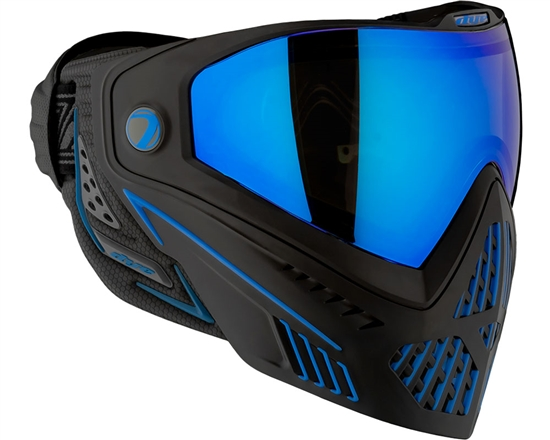 Dye Tactical i5 2.0 Thermal Full Face Mask Goggle System - Storm