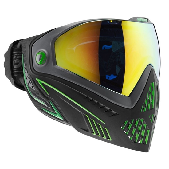 Dye Tactical i5 Thermal Full Face Mask Goggle System ( Emerald )